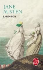 sanditon,sanditon achevé par une autre dame,jane austen,le livre de poche,jane austen is my wonderland