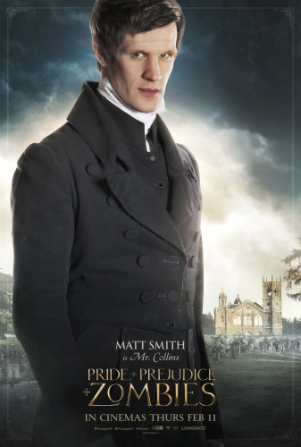 pride and prejudice,orgueil et préjugés,jane austen,zombie,orgueil et préjugés et zombies,pride and prejucide and zombies,sam riley,matt smith