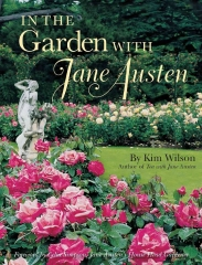 in the garden with Jane Austen, tea with Jane Austen, Kim Wilson, Jane Austen, Jane Austen France, traditions anglaises, tea time, jardins anglais