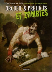 orgueil et préjugés,jane austen,zombies,orgueil et préjugés et zombies,pride and prejudice,pride and prejudice and zombies,seth grahame smith,tony lee,cliff richards