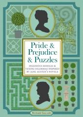 orgueil et préjugés en énigmes, jeux, Jane Austen, richard Galland, l'imprévu, austenerie française