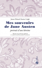 jane austen,bio,biographie,neveu,tante,mes souvenirs de jane austen,james edward austen-leigh