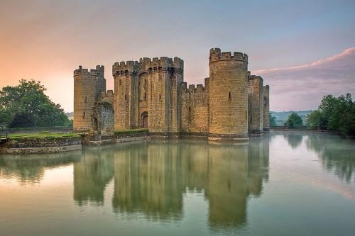 northanger abbey,jane austen,lismore castle,bodiam castle
