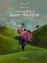 jane austen, nathalie novi, fabrice colin, le musée imaginaire de Jane austen, jane austen france, albin michel, darcy