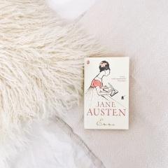 emma, les lectures d'Emma, Jane Austen, Jane Austen france, ann Radcliffe, oliver goldsmith