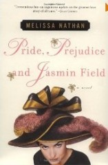 pride and prejudice and jasmin field, melissa nathan, jane austen, wonderland