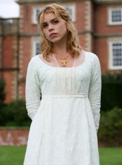 billie piper,rose,docteur who,mansfield park; jane austen,journal d'une call girl