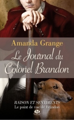raison et sentiments,amanda grange,jane austen,le journal du colonel brandon