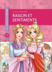 raison et sentiments,austenerie française,austenerie,manga,stacy king,po tse,jane austen