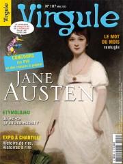 jane austen,virgule,dossier jane austen,magazine,magazine littéraire
