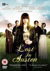 lost in austen,jane austen,pride and prejudice,orgueil et préjugés,amanda price,darcy,jemima rooper,alex kingston,orgueil et quiproquos