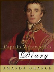 persuasion,jane austen,milady,amanda grange,le journal du capitaine wentworth,captain wentworth's diary
