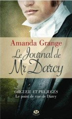 le journal de mr darcy,mr darcy's diary,amanda grange,jane austen,darcy,jane austen is my wonderland,milady