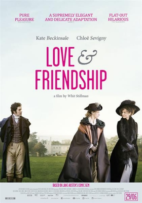 lady susan,love and friendship,adaptation,jane austen,france,kate beckinsale