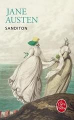 sanditon, le livre de poche, jane austen, amanda grange, milady, le journal de mr darcy