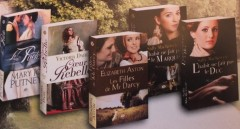 jane austen,gossips,nouvelles sorties,dvd,lost in austen,koba films,from prada to nada,jane,anne hathaway,james mcavoy,milady,pemberley,les filles de mr darcy elizabeth aston