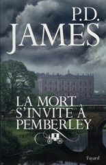 p.d. james,la mort s'invite à pemberley,death comes to pemberley,jane austen,pride and prejudice,sequel,orgueil et préjugés,suite