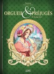 orgueil et préjugés, bande-dessinée, aurore, adaptation, Jane Austen, Jane Austen France