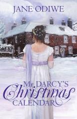 darcy,mr darcy's christmas calendar,jane odiwe,jane austen,orgueil et préjugés