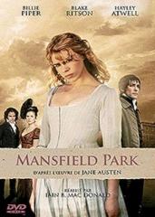 mansfield park,billie piper,jane austen,fanny price,edmund bertram,henry crawford