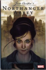 northanger abbey, nancy butler, janet k. lee, marvel, comic book, jane austen